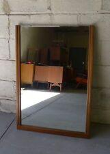 Mirror Mid-Century Modern Antique Dressers