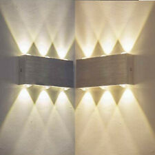 12W LED Wandleuchte Außen Innen Wandspot Fassadenlampe Strahler UP Down Lampe DE