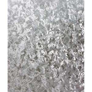 Arthouse Velvet Crushed Foil Silver Luxury Metallic Wallpaper 294301