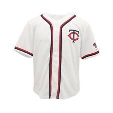 Minnesota Twins Official MLB Genuine Apparel Kids Youth Size Jersey New Tags