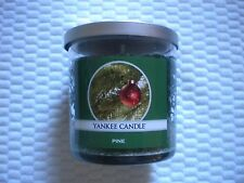 New Yankee Candle 7 ounce oz PINE Scent Tumbler Candle