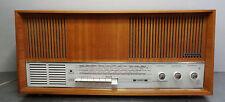 mid century design 60s Röhren Radio Grundig Typ 4570 Stereo Röhrenradio 1965-66
