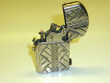 NASSAU SEMI-AUTOMATIC POCKET LIGHTER - (NEWARK) - 1911 - MADE IN U.S.A. - RARE