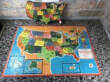 Milton Bradley Maps Puzzles for sale   eBay