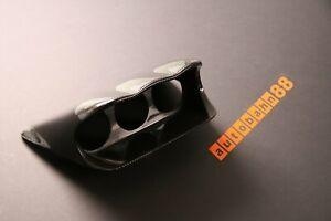 Fit Subaru Impreza WRX STi GDB Carbon Fiber 60mm Triple Racing Gauge Pod Holder