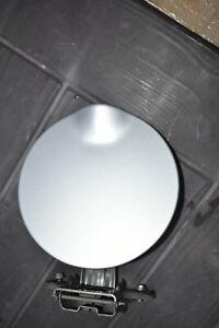 02-09 MOONDUST Envoy Bravada Trail blazer Fuel Filler Gas Tank Door Lid U407P