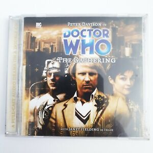DOCTOR WHO: The Gathering - Big Finish audiobook CD (87)