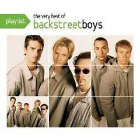"BACKSTREET BOYS "" PLAYLIST THE VERY BEST OF"" CD NEW"