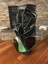 Golf Bag Wilson Staff Cart Golf Bag 14-way Full Size Bag With Insulated Cooler