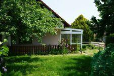 Wintergarten komplett, gebraucht,weiß,incl.Steuerung,Solaranlage,Raffstores