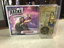 2017 Boss Fight Studios Vitruvian HACKS 1:18 Figure MOC - PENTHESILEA