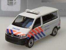 Herpa VW T6 Bus POLITIE, Polizei Niederlande - Sondermodell 930949 - 1:87