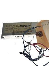 PHILLIPS BODINE TRAN BALL 24R30-40E PTE00042 BALLAST USED NO BOX FAST SHIP H77