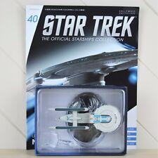 Star Trek Starship Collection USS Enterprise NCC 1701-B Eaglemoss Model #40 NEW