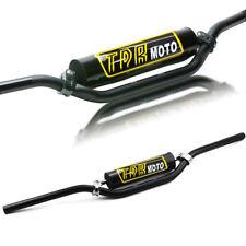 """Mx SE 7/8"""" 22mm CR Bend Bars Black Dirt Bike Motocross Handlebars Thumpstar"""