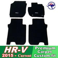 HONDA HRV QUALITY CARPET MATS SET MY15 onwards Tailor Made CUSTOM FIT GUARANTEED