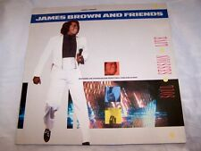 James Brown Friends 'Soul Session Live' Vinyl LP original 1988 album Joe Cocker