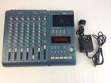 Tascam Portastudio 424 MKIII 4 track recorder w/AC adapter