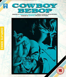 COWBOY BEBOP - THE COMPLETE COLLECTION BLU-RAY [UK] NEW BLURAY