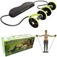 BodyRip Revoflex Xtreme Total Body Gym Abdominal Resistance Exercise Abs Trainer