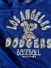 Genuine Merchandise MLB Baseball Toddler Los Angeles Dodgers Team Jersey - Blue