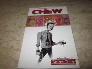 Chew Volume 1: Taster's Choice