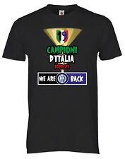 T-shirt SCUDETTO INTER 2021 19° Serie A Tim CELEBRATIVA
