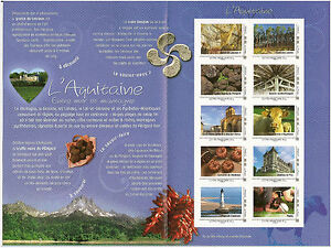 france ca 2009 region AQUITAINE lighthouses rugby castle cave food cow chilli ms