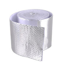 "1 Roll Adhesive Reflective Silver High Temperature Heat Shield Wrap Tape 2""x15ft"