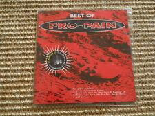 Best of pro pain-CD