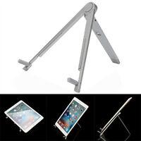 Tablet Holder For iPad Foldable Cradle Holder Stand Multi-angle Desktop Holder