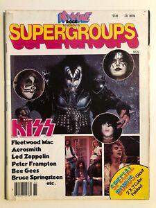 KISS - Vintage Magazine (1978)