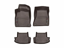 WeatherTech FloorLiner Mats for Audi A5 S5 2018-2018 1st 2nd Row Cocoa