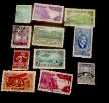 Vintage Syria Used Stamps