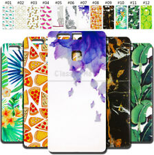 For Huawei TPU Rubber Case Silicone Soft Skin Cover Protective Shockproof Back