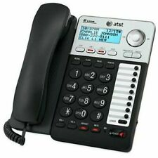 At&T Ml17929 2-Line Corded Telephone - Black