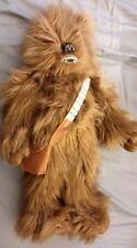 "22.8"" Tall 58cm Star Wars Large Stuffed Chewbacca Tomy Takara Toy Lucasfilm fr/s"