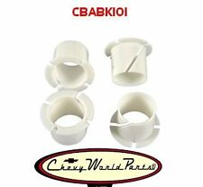 60 - 75 CHEVY CLUTCH BRAKE PEDAL SHAFT BUSHING SET