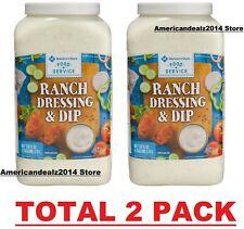 Member's Mark Ranch Dressing (1 gal.), Total 2 Pack!