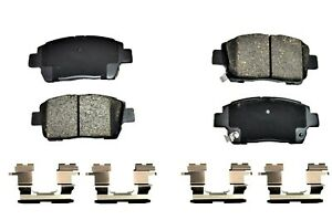 Ceramic Disc Brake Pad Set Front for Scion iQ xA xB Toyota Celica Echo Prius