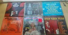 Large Lot of 22 Lawrence Welk Vinyl LP Record Albums - Big Band - Polka - Dance