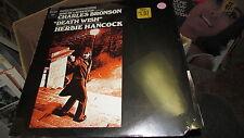 DEATH WISH HERBIE HANCOCK COLUMBIA SOUNDTRACK LP SEALED CORNER CUT