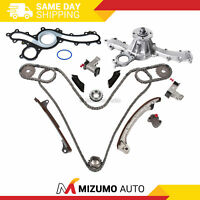Timing Chain Kit Water Pump Fit Toyota 4Runner Cruiser Tacoma Tundra 4.0 1GRFE