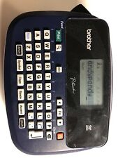Brother P-touch PT-45M Handheld Label Maker Used , Very Good Condition , Working