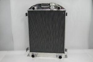 "New Radiator FORD FLATHEAD ENGINE Flat Head Height=28"" Inch 1935-1936 35-36"