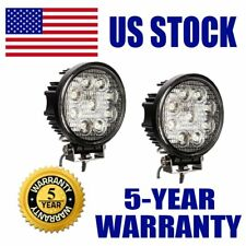 27W 5'' Spot Led Work Light for Off-Road Driving Fog Truck ATV SUV Boat 4WD Jeep