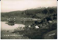 NORMANNS KUNTSFORLAG POSTCARD HARDANGER Norheimsund  RP TYPE C1950s