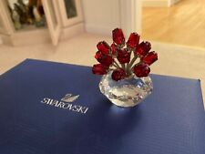 More details for swarovski crystal vase of roses - 15th scs anniversary