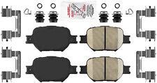 Disc Brake Pad Set-GT Front Autopartsource PTC817
