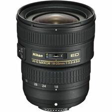Nikon AF-S 18-35mm f/4G ED VR Zoom Lens
